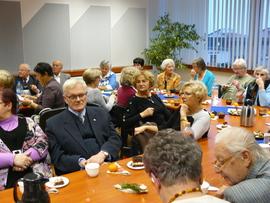 Galeria Mikołaj w Klubie Seniora