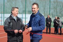 Galeria Korty tenisowe