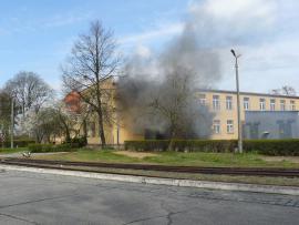 Galeria Ćwiczenia przeciwpożarowe
