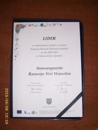 Galeria Wawelno liderem