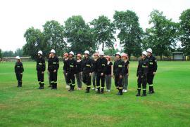 Galeria Relacja z zawodów strażackich w Wawelnie