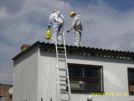Galeria usuwanie azbestu