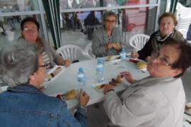 Galeria Komprachciccy seniorzy na targach