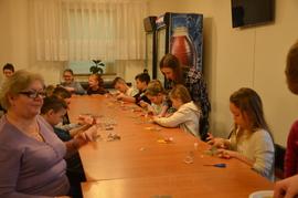 Galeria Przygotowania świąteczne - dzieci
