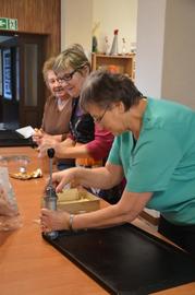 Galeria Przygotowania świąteczne - seniorzy
