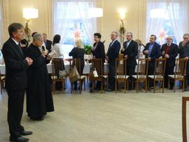 Galeria Spotkanie opłatkowe dla podopiecznych GOPS